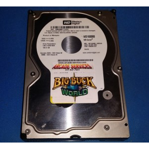 Buck World Hard Drive (IDE Version - Not SATA)