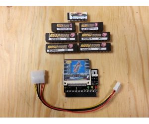 Arcade Services Parts, Rush The Rock Flash Card Upgrade Kit